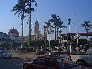 Cosamaloapan - Marcos Carrillo Herrera Park