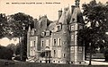 CP Château d'Alosse. Marcilly-en-Villette, Loiret, France.jpg