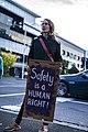CRAG action outside Sarah Henderson's office (51161802259).jpg