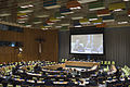 """CTBT side event at the 2015 NPT Review Conference """"The Urgency of Action on the CTBT Contributing to International Peace and Security in an Increasingly Unstable World"""". (17122908908).jpg"""