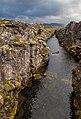 Cañón Nikulasargja, Parque Nacional de Þingvellir, Suðurland, Islandia, 2014-08-16, DD 051.jpg