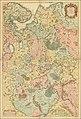 Ca. 1710 map of Russia in Europe and Ukraine by Joseph-Nicolas Delisle.jpg