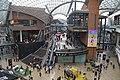 Cabot Circus, Bristol, interior panorama.jpg