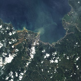 Cagayan de Oro - NASA—satellite image captured of Macajalar Bay and the metropolis area.