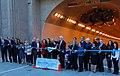 Caldecott Tunnel Ribbon Cutting Ceremony (11076286524).jpg