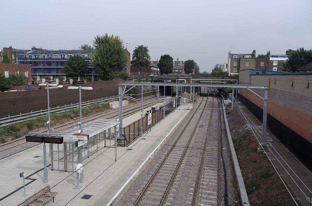 Caledonian Road  U0026 Barnsbury Railway Station