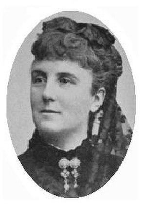 Calla Curman - Calla Curman around 1880