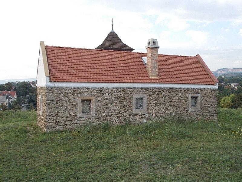 File:Calvary. Hermit house. - Vác.JPG