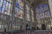 Cambridge - King's Chapel - vitraux.jpg