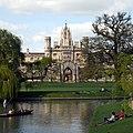 Cambridge - St John's College - New Court 2016-04-19 - Flickr - sps1955.jpg