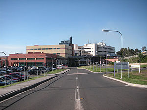 Campbelltown, New South Wales - Campbelltown Hospital