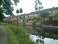 Canal-side gardens in Solihull Lodge - geograph.org.uk - 490810.jpg