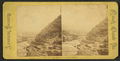 Canal lock, East Mauch Chunk in distance, from Robert N. Dennis collection of stereoscopic views.png