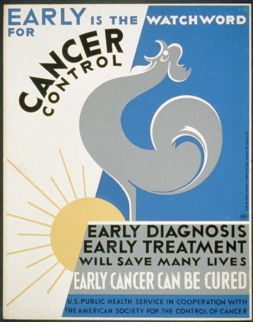 Cancer ad 1938