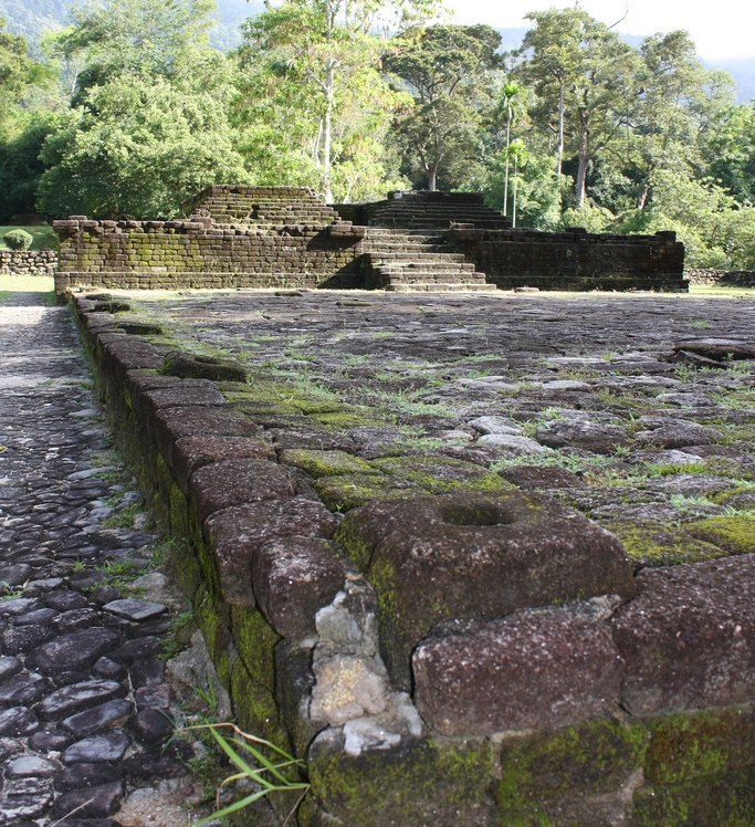 Candi Batu Pahat of Bujang Valley