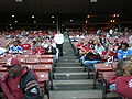 Candlestick Park northwest lower level seating.JPG