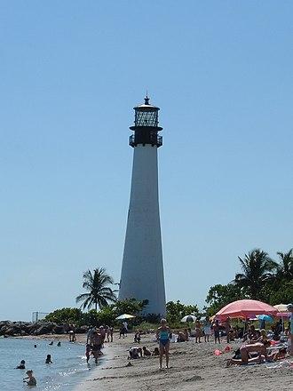 Cape Florida Light - The Cape Florida Light