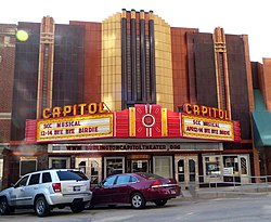 Burlington iowa movies