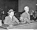 Captain (Capt) Vivian Bullwinkel (left) sitting.jpg