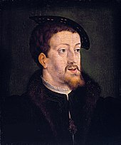 Bildnis von Karl um 1530 (Quelle: Wikimedia)