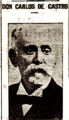 Carlos de Castro, Foreign Minister of Uruguay.png