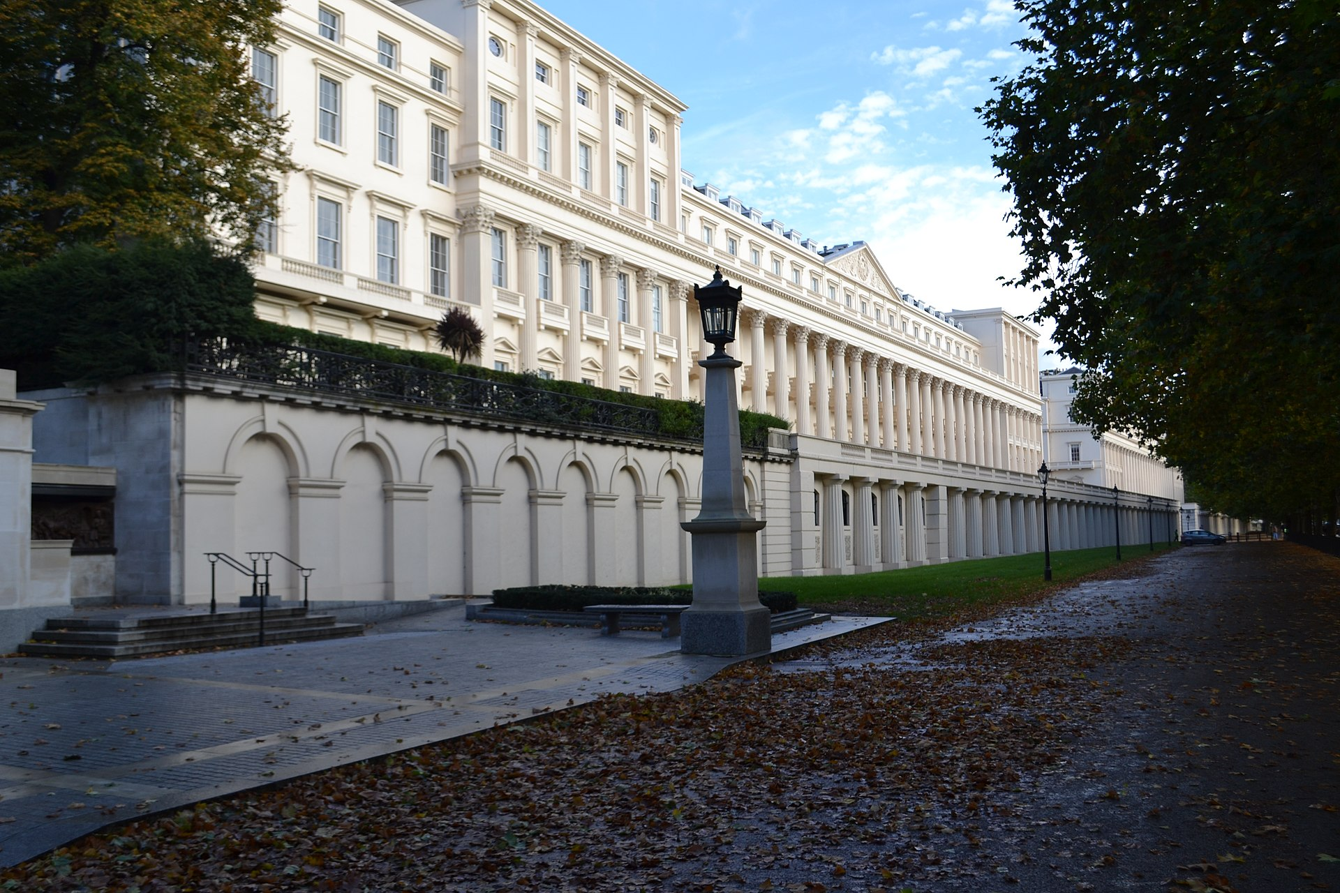 Carlton house terrace wikip dia for Terrace house tv