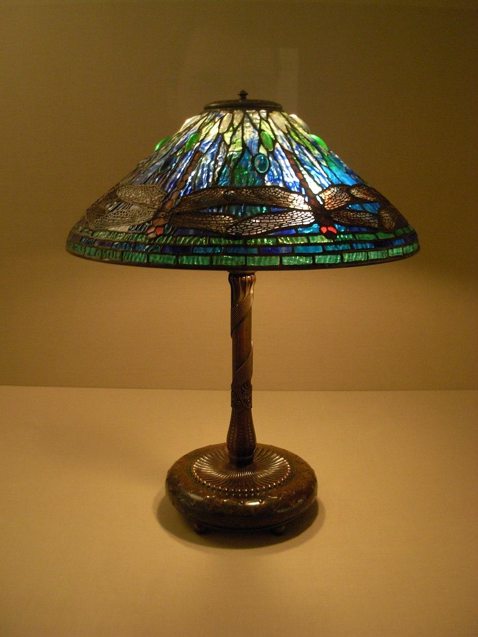 Carnegie Museum of Art - Tiffany's lamp