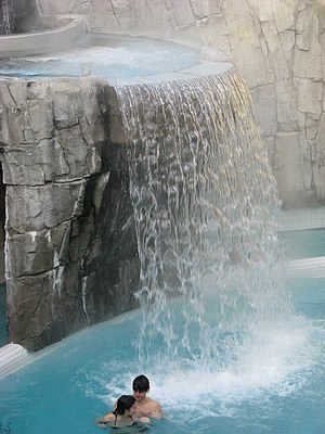 Grannus - Hot springs such as those at Aquae Granni (today's Aachen) are thought to have been dedicated to Grannus.