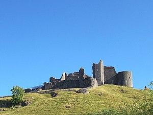 Rhys ap Gruffydd - Carreg Cennen Castle