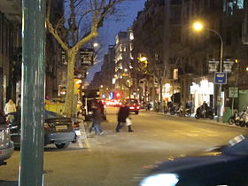 Image illustrative de l'article Rue Majorque (Barcelone)