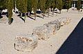 Carreus del pont romà al cementeri de Gata de Gorgos.JPG