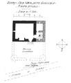 Casaforte detta giudiziale, derby, pianta attuale, lug 1936, fig 232, disegno nigra.tiff