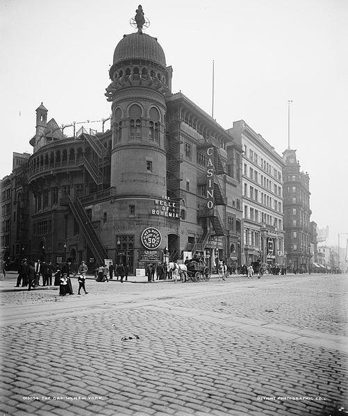 File:Casino Theatre, Broadway and 39th Street, Manhattan.jpg