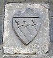 Castelfranco di Sopra, palazzo comunale, ext., stemma mannelli.JPG