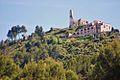 Castell de Subirats i església de Sant Pere del Castell (Subirats) - 12.jpg