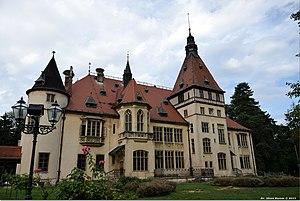 Donji Miholjac - Mailáth Castle