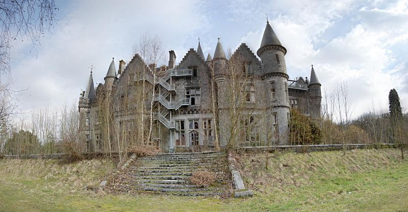 Miranda Castle Abandoned Places