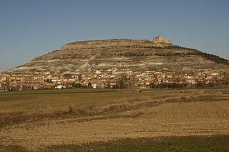 Castrojeriz - View of Castrojeriz, 2010