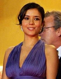 Catalina Sandino Moreno at the 61st Cannes Film Festival, May 2008.jpg