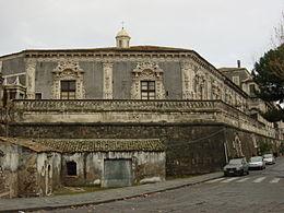 Catania - Palazzo Biscari - Foto di Giovanni Dall'Orto.JPG