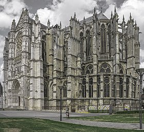 Image illustrative de l'article Cathédrale Saint-Pierre de Beauvais