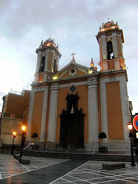Image illustrative de l'article Cathédrale de Ceuta
