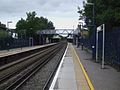 Catford Bridge stn look south.JPG