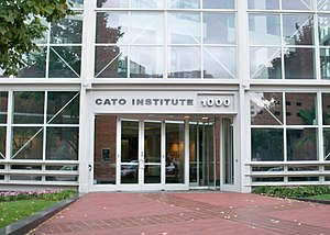 Cato Institute - Cato Institute building in Washington, D.C.
