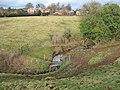 Cattle drinking spot, Dumblehole Brook - geograph.org.uk - 1202022.jpg