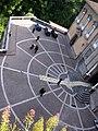 Cava de' Tirreni - Piazzale della Badia.jpg