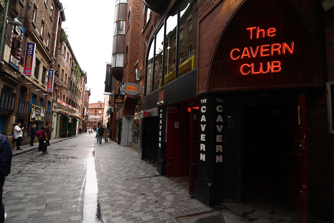 Cavern Club in Liverpool