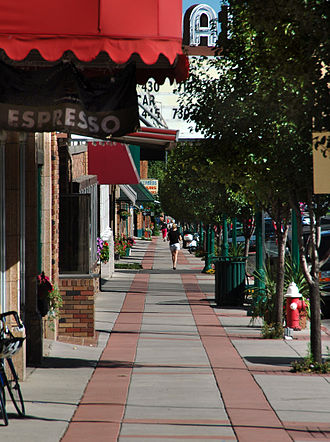 Cedar City, Utah - Historic Main Street