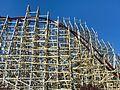 Cedar Point Mean Streak RMC refurbishment (1996).jpg
