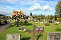 Cemetary at Heddal Stavechurch, Norway - panoramio.jpg